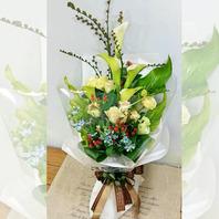 카라그린 꽃다발