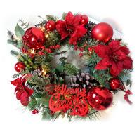 크리스마스 리스(35~40cm)